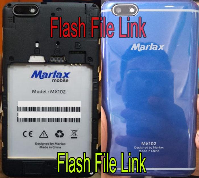 Marlax Mx102 Flash File [Hang Logo]Care Firmware